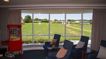 King's Manor, luxury care home in Ottery St Mary. Ref sho 28 19TI 7357. Picture: Terry Ife