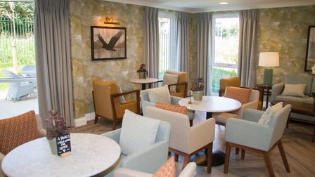 King's Manor, luxury care home in Ottery St Mary. Ref sho 28 19TI 7344. Picture: Terry Ife