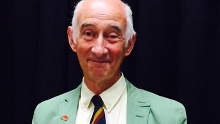 Paul Atterbury will be speaking at Kennaway House. Picture: Provided by Paul Atterbury