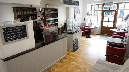 Browns' Kitchen. Picture: Stonesmith