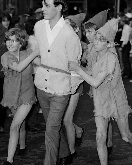 Pixie Day 1970. Picture: Archant archives
