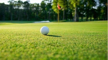 A generic golf picture Picture ARCHANT