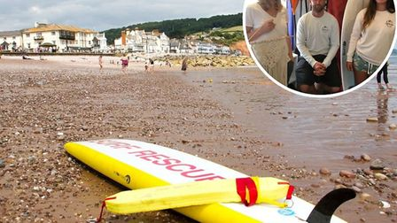 An appreciation day will be held on August 24 to thank people for crowdfunding for lifesaving beach