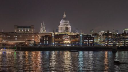 River Thames. Picture: Michael Ginsberg