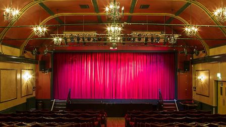 The Manor Pavilion will be a venue during Sidmouth Folk Festival. Picture: Manor Pavilion Theatre