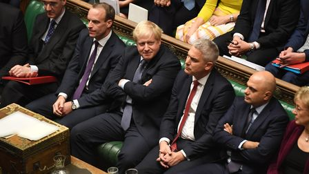In June, Boris Johnson was reported to have had a secret meeting with David Cameron. Photograph: UK