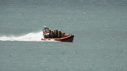 Sidmouth Lifeboat is inviting the community to the ceremony of its new vessel, where its name will b