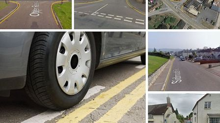 Roads across East Devon could have new roads rules implemented. Picture: Google/Getty Images