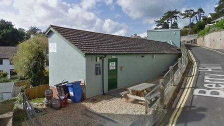 Beer Social Hall. Picture: Google Street View