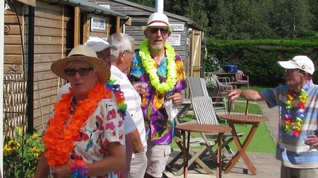 Scenes and action from Captain's Day. Picture: Ottery St Mary Bowling Club