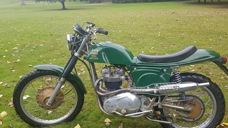 Motorbike at Chanters. Picture: Supplied by organisers