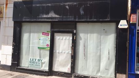 The former New Look, in Fore Street, Sidmouth, is set to become a Children's Hospice South West shop