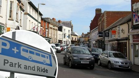 The Sid Valley Neighbourhood Plan sets out its aims to improve transport into the local area. Pictur