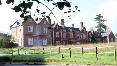 Salston Manor. Ref sho 5084-37-14TI. Picture: Terry Ife
