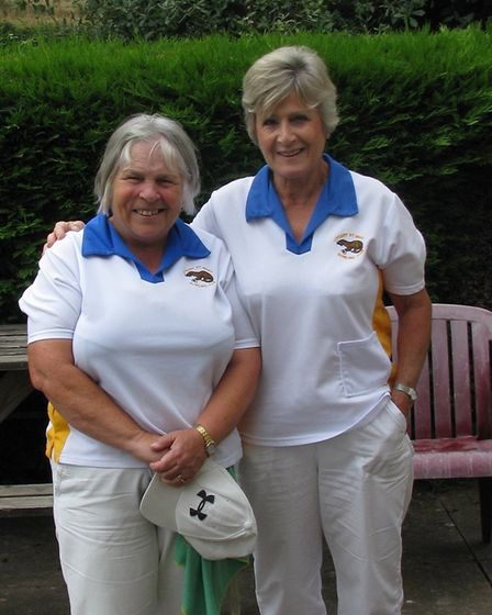 Finalists at the 2019 Ottery St Mary Bowls Club's 2019 Finals Day. Picture: OSMBC