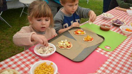 The Donkey Sanctuary is staging a family food fair. Picture: The Donkey Sanctuary