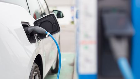 Electric car charging points to be installed for public use across Devon. Picture: Getti Images