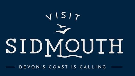 Visit Sidmouth logo. Picture: Sidmouth Town Council