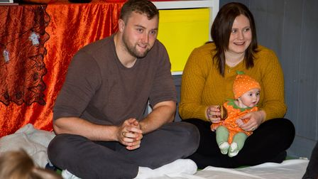 New Baby Sensory centre in Ottery. Ref sho 45 19TI 3293. Picture: Terry Ife