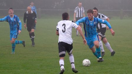 Beer Albion Reserves at home to Winkleigh in the Bill Slee Cup. Ref mhsp 44 19TI 2615. Picture: Terr