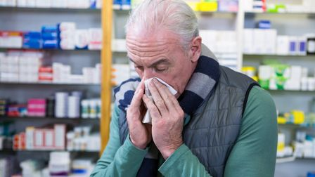 Visit your local pharmacy for help and advice to beat the winter flu.