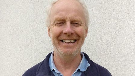 Henry Gent will be standing for the Green Party to become East Devon's MP. Picture: Green Party