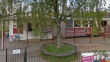 Tipton Primary School. Picture: Google