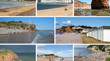 East Devon beaches have been given top ratings for their bathing water quality. Picture: Canva