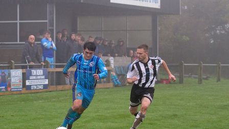 Beer Albion Reserves at home to Winkleigh in the Bill Slee Cup. Ref mhsp 44 19TI 2653. Picture: Terr