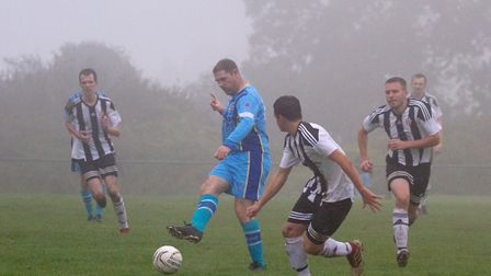 Beer Albion Reserves at home to Winkleigh in the Bill Slee Cup. Ref mhsp 44 19TI 2645. Picture: Terr