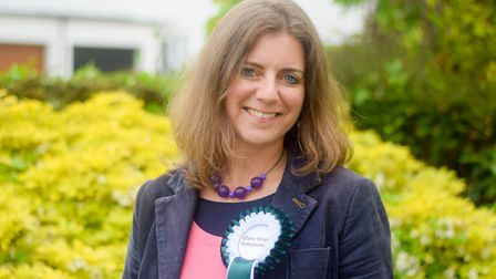 Claire Wright is ready to stand in 2019 General Elections. Picture: Claire Wright