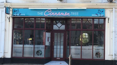 The Cinnamon Tree in Sidmouth. Picture: Clarissa Place
