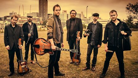 Jon Boden & the Remnant Kings. Picture: Supplied by band