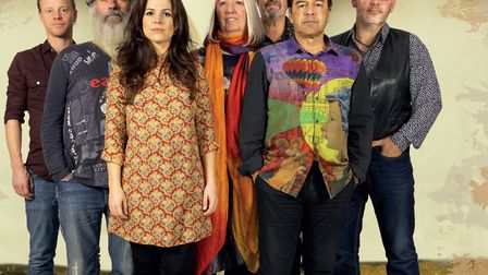 Steeleye Span. Picture: Supplied by band