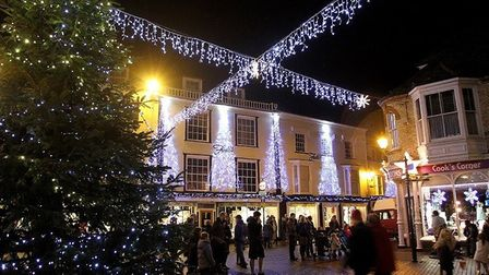 Sidmouth Late Night Shopping 2019. Picture: Travelworld Sidmouth
