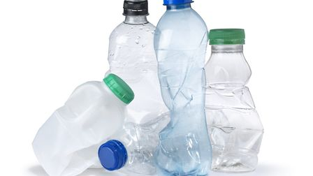 Plastic bottles for recycling. Picture: Getty Images