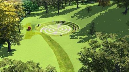 Design of the Sidmouth Flood Alleviation Scheme for The Knowle Picture: Devon County Council
