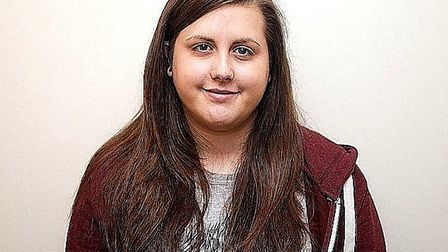 Samantha Letten, before her weight loss. Picture: Slimming World