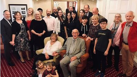 SH - 60 years and going strong! Sidmouth couple celebrate a marriage more precious than a diamond…