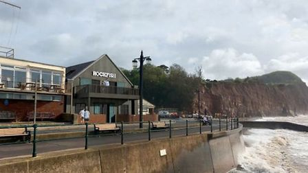 The design for Rockfish at Sidmouth's Drill Hall. Picture: Grainge Architects