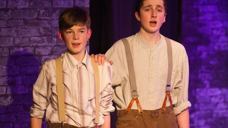 Sidmouth Youth Theatre's production of korczak. Ref shs 06 20TI 7798. Picture: Terry Ife