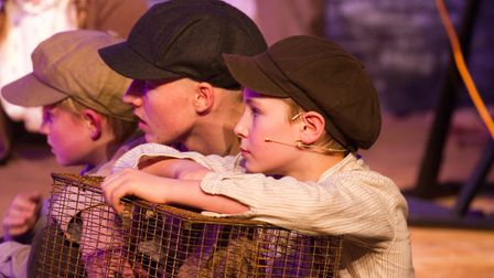 Sidmouth Youth Theatre's production of korczak. Ref shs 06 20TI 7795. Picture: Terry Ife