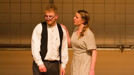 Sidmouth Youth Theatre's production of korczak. Ref shs 06 20TI 7787. Picture: Terry Ife