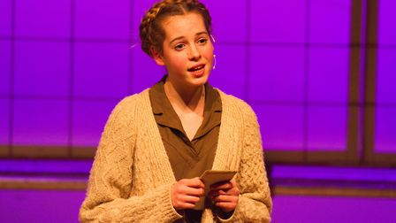 Sidmouth Youth Theatre's production of korczak. Ref shs 06 20TI 7727. Picture: Terry Ife