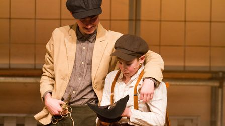 Sidmouth Youth Theatre's production of korczak. Ref shs 06 20TI 7718. Picture: Terry Ife