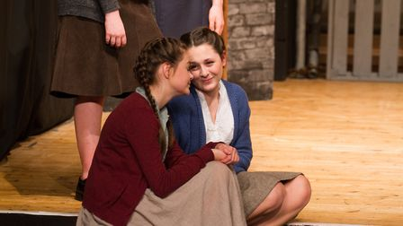 Sidmouth Youth Theatre's production of korczak. Ref shs 06 20TI 7698. Picture: Terry Ife