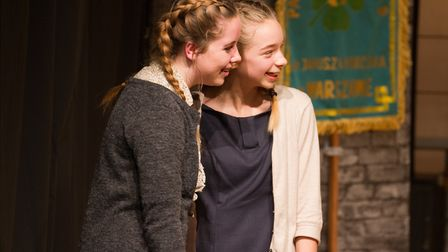 Sidmouth Youth Theatre's production of korczak. Ref shs 06 20TI 7689. Picture: Terry Ife