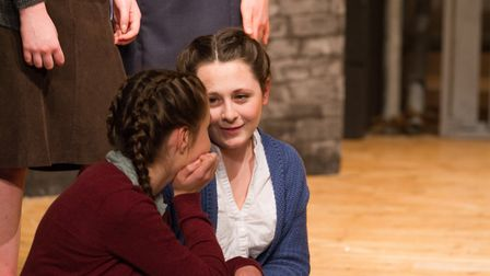 Sidmouth Youth Theatre's production of korczak. Ref shs 06 20TI 7688. Picture: Terry Ife