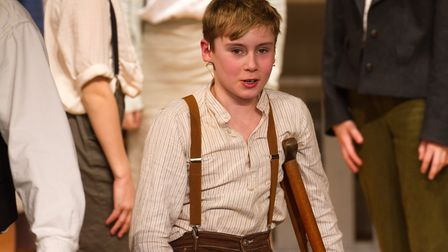 Sidmouth Youth Theatre's production of korczak. Ref shs 06 20TI 7664. Picture: Terry Ife