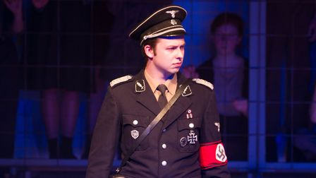 Sidmouth Youth Theatre's production of korczak. Ref shs 06 20TI 7653. Picture: Terry Ife
